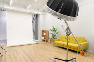 Фотостудия в Чертаново с циклорамой